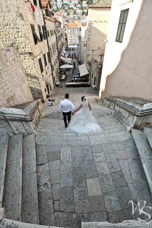 wedding photography in dubrovnik and montenegro