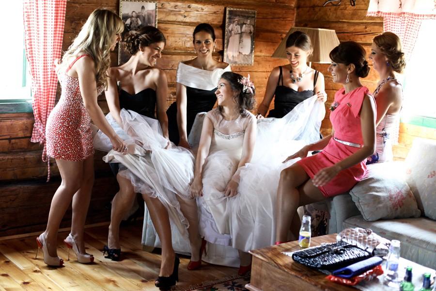 Outdoor wedding / Jelena & Bojan