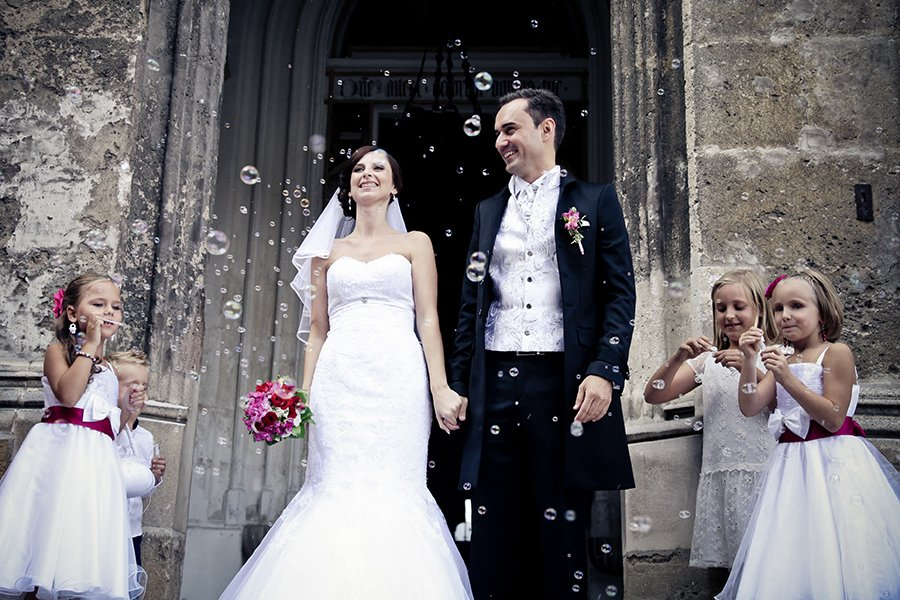Daniela & Robert / wedding in Vienna