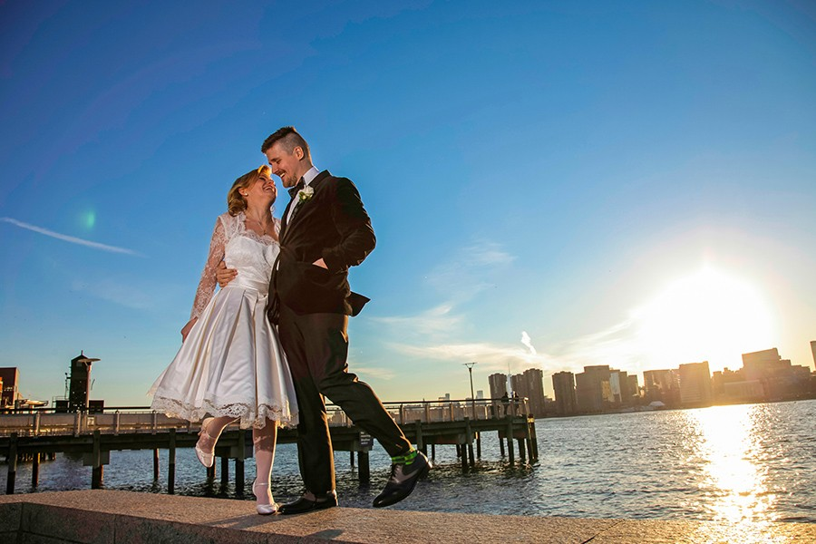 Edyta & Buck / New York wedding