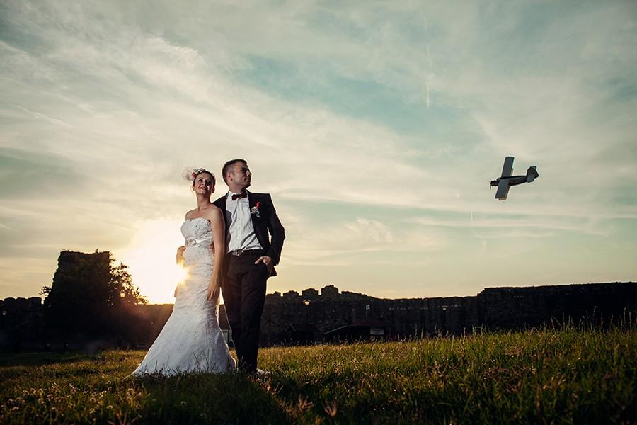 Ana & Nikola / Fortress wedding