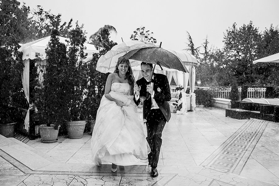 Ivana & Vlada / wedding on rainy day