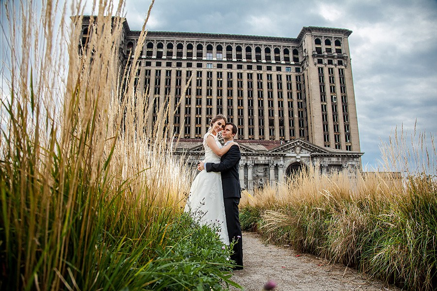 Jelena & Zeljko / wedding in Detroit