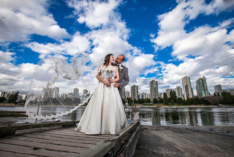 Tiana & Marinos / wedding in Vancouver