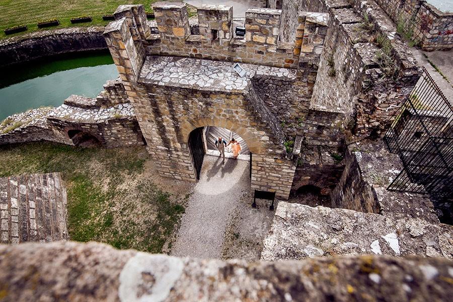 Andjela & Andrija / fortress wedding