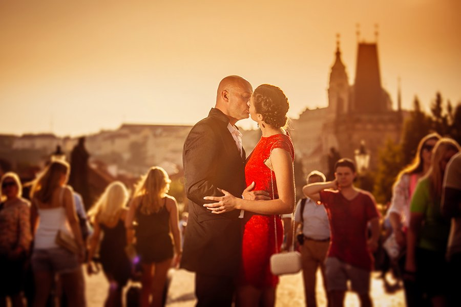 Marija & Michel / wedding in Prague