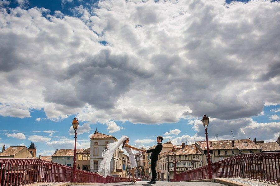 Jelena & Vincent / France country wedding