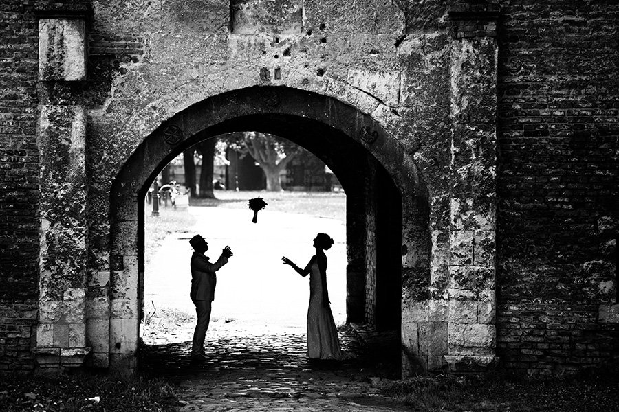 Ana & Dalibor / wedding on the river