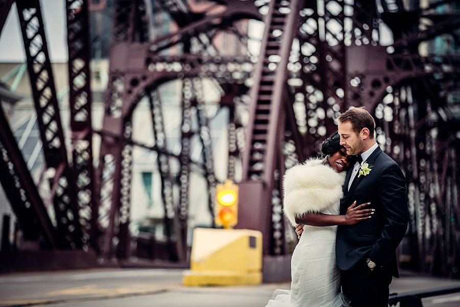 Michelle & Brian / Intercontinental Chicago Magnificent Mile Wedding