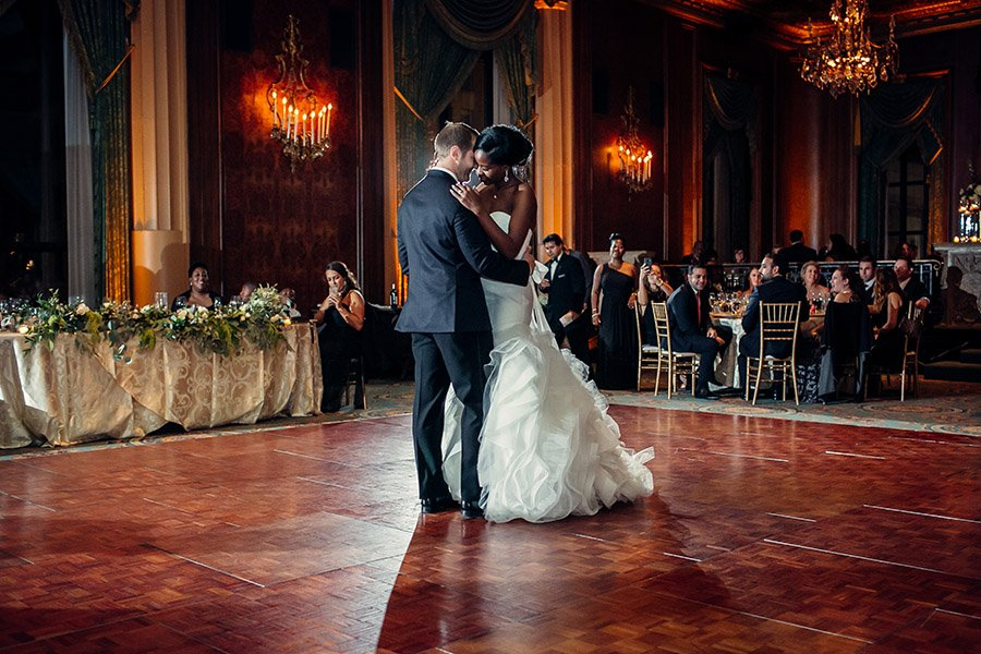 intecontinental hotel chicago wedding photography