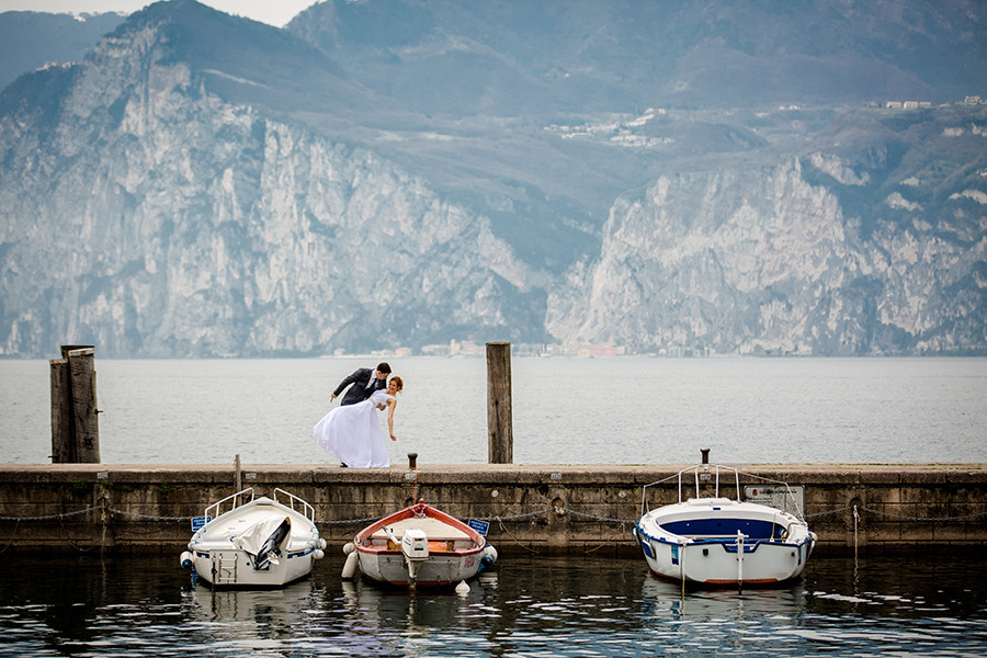 Lago di Garda wedding /Nevena & Milan