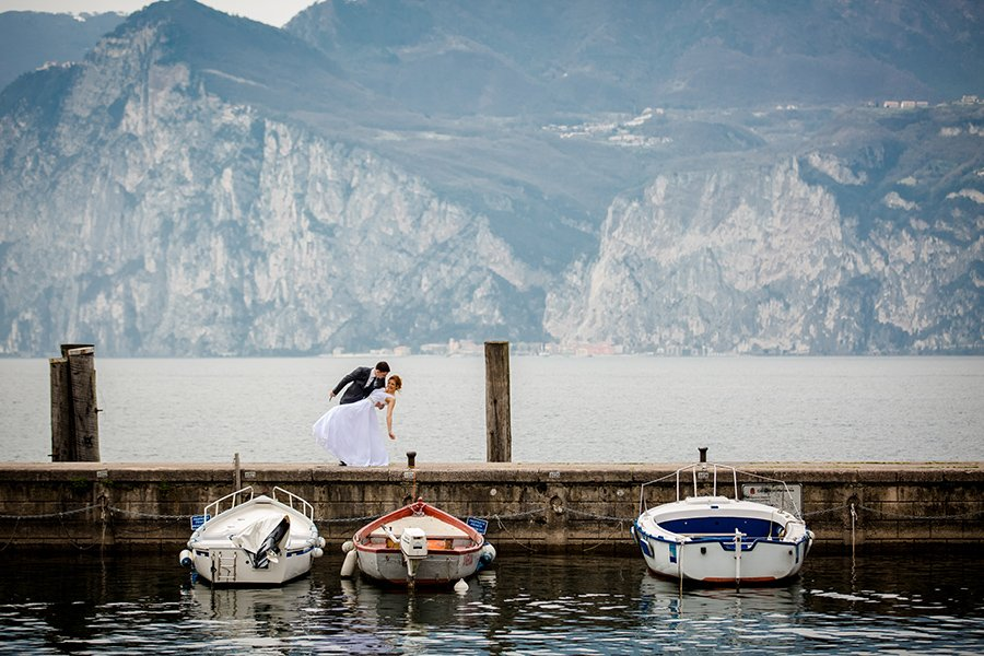 Lago di Garda wedding /Nevena & Milan