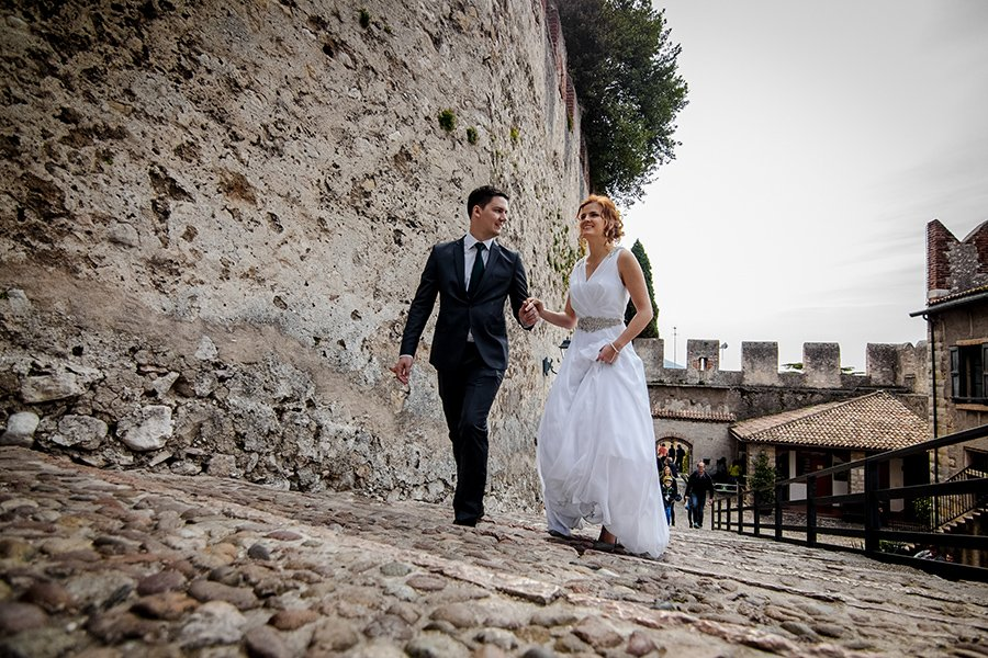 Lago di Garda wedding