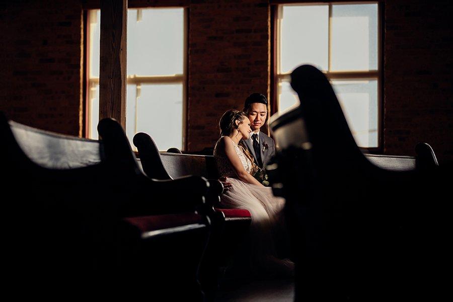starline factory wedding