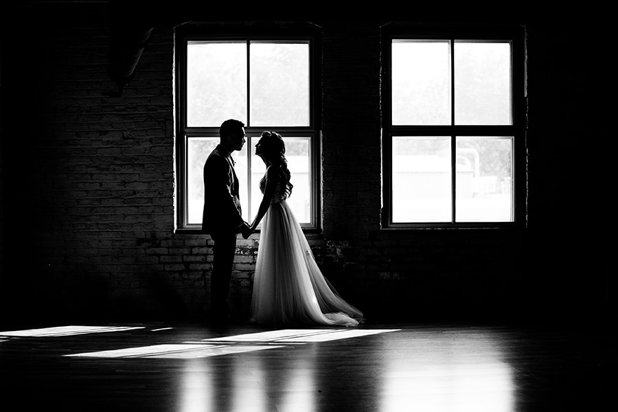 starline factory wedding