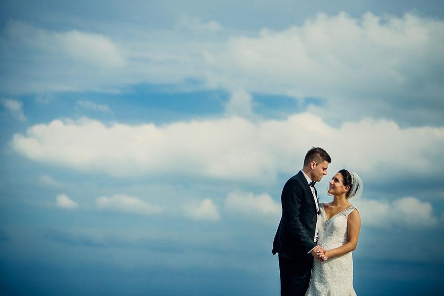 Serbian orthodox wedding / Vesna & Vlado
