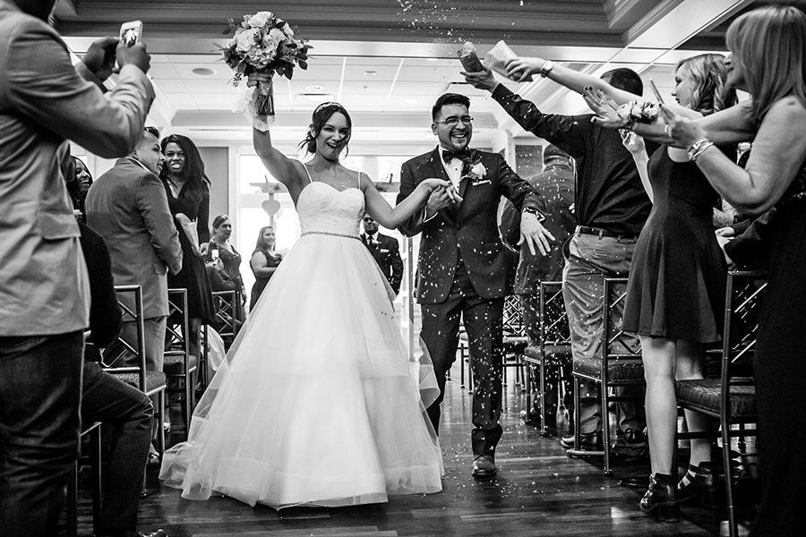 Chevy Chase Country Club Wedding / Salima & Carlos