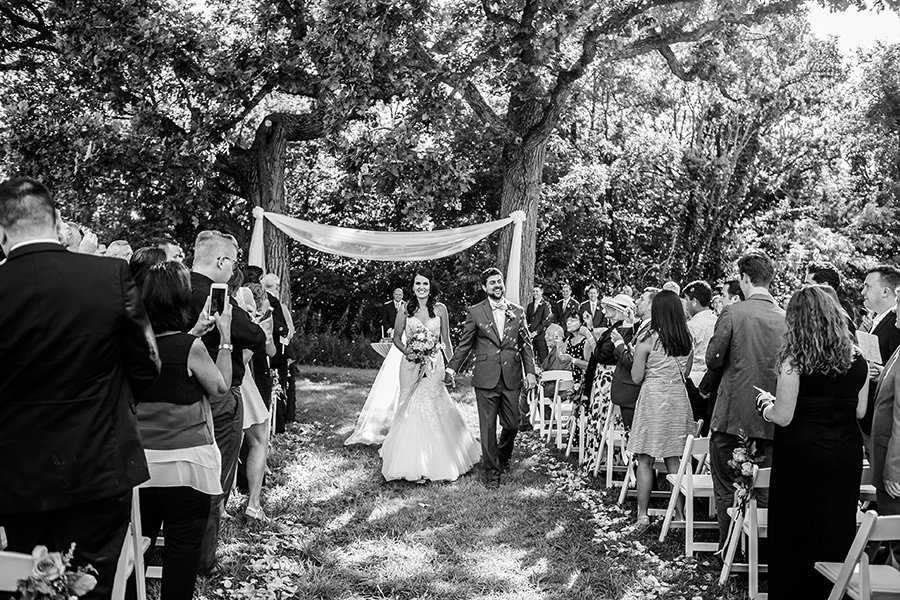 Orchard Ridge Farms wedding