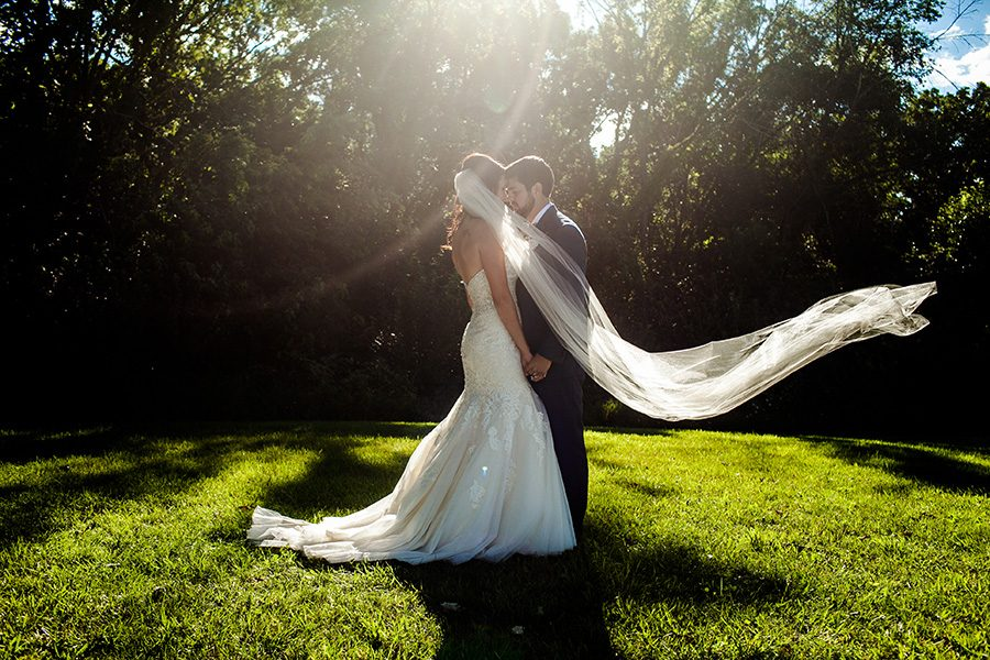 Orchard Ridge Farms wedding / Jori & Tom