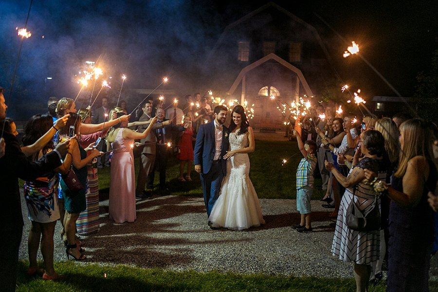 Orchard Ridge Farms wedding