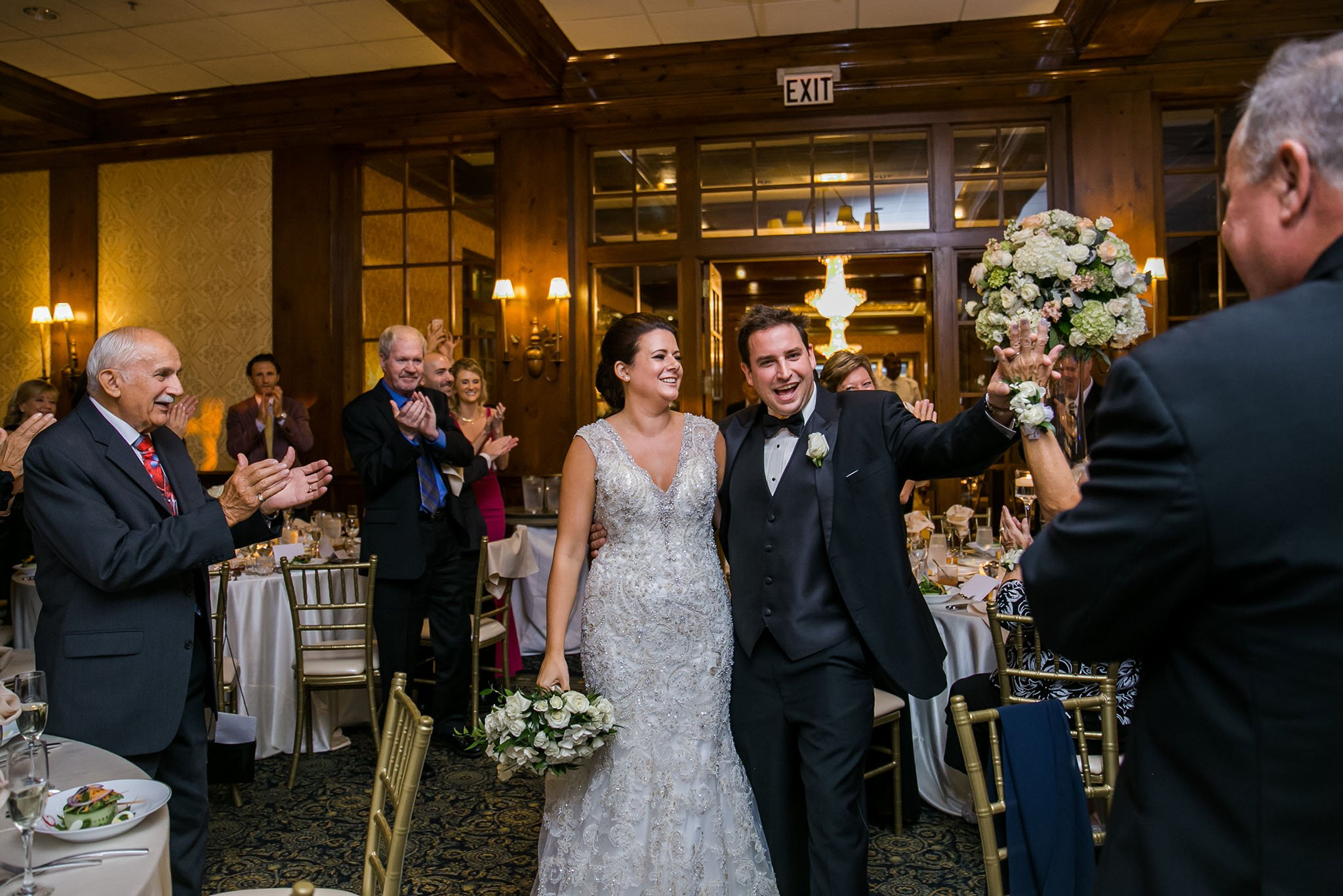Drake hotel Oak Brook wedding