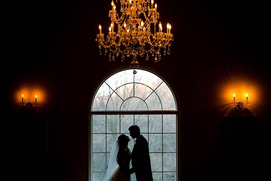 English inn Eaton Rapids  wedding / Andrea & Matt