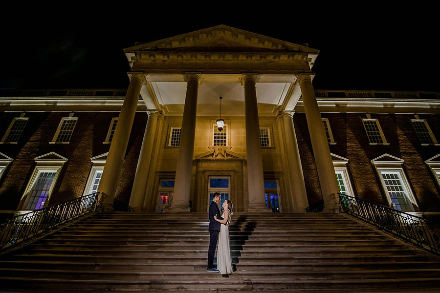 Chicago History Museum wedding / Katya & Vineet