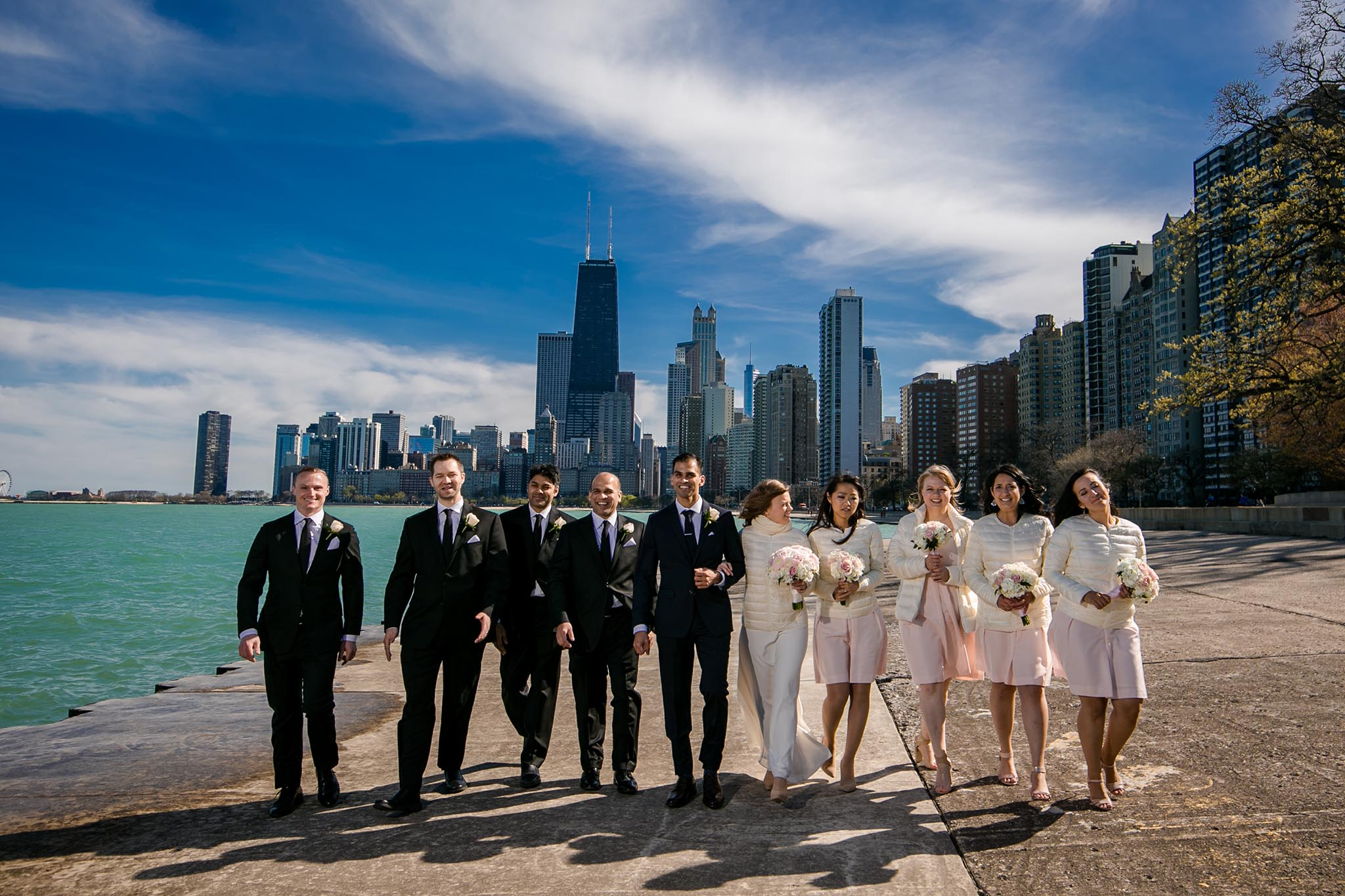 Chicago history museum wedding