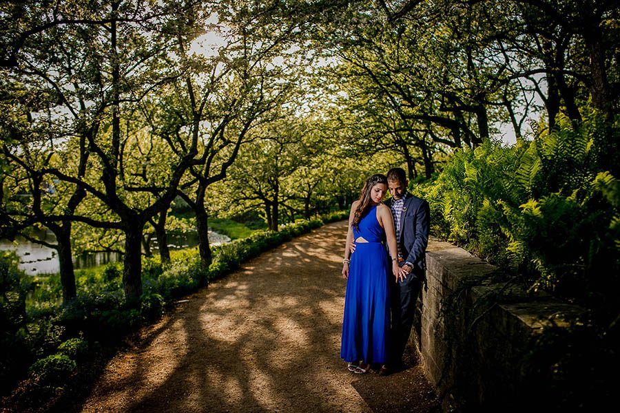Chicago Botanic garden proposal / Khushbu & Ronak