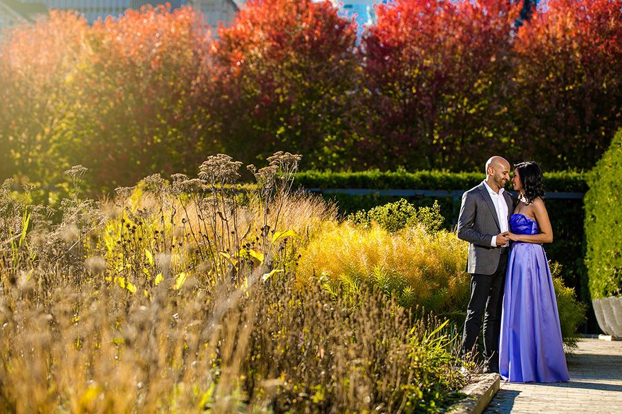 Chicago urban engagement / Seema & Neel