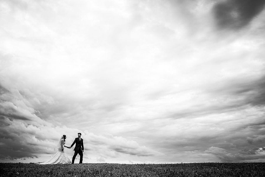 Orchard Ridge Farms wedding / Jenna & Danny
