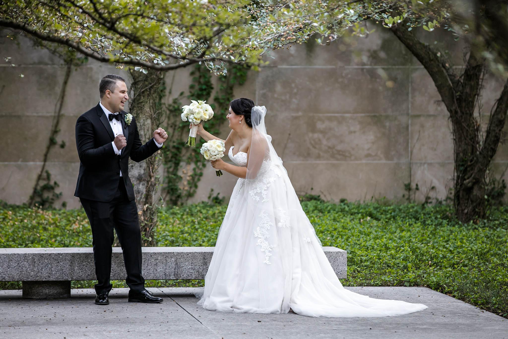 chicago urban wedding photography