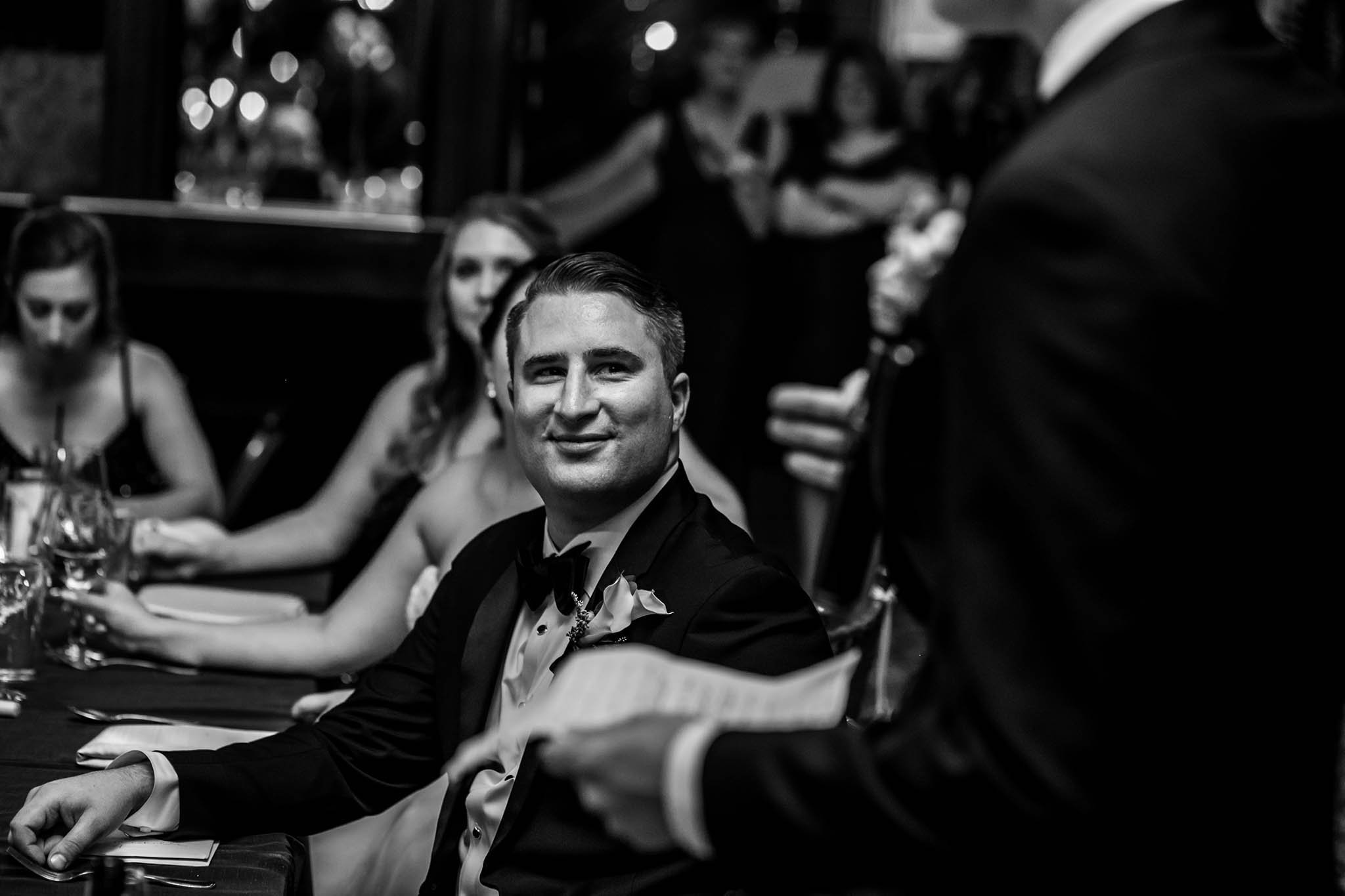 the montgomery club chicago wedding