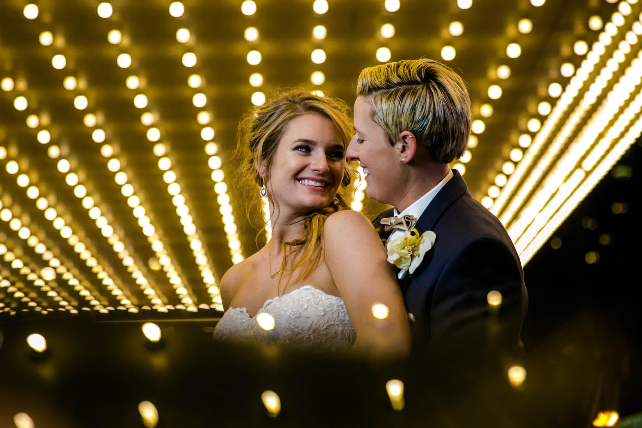 Chicago same-sex wedding