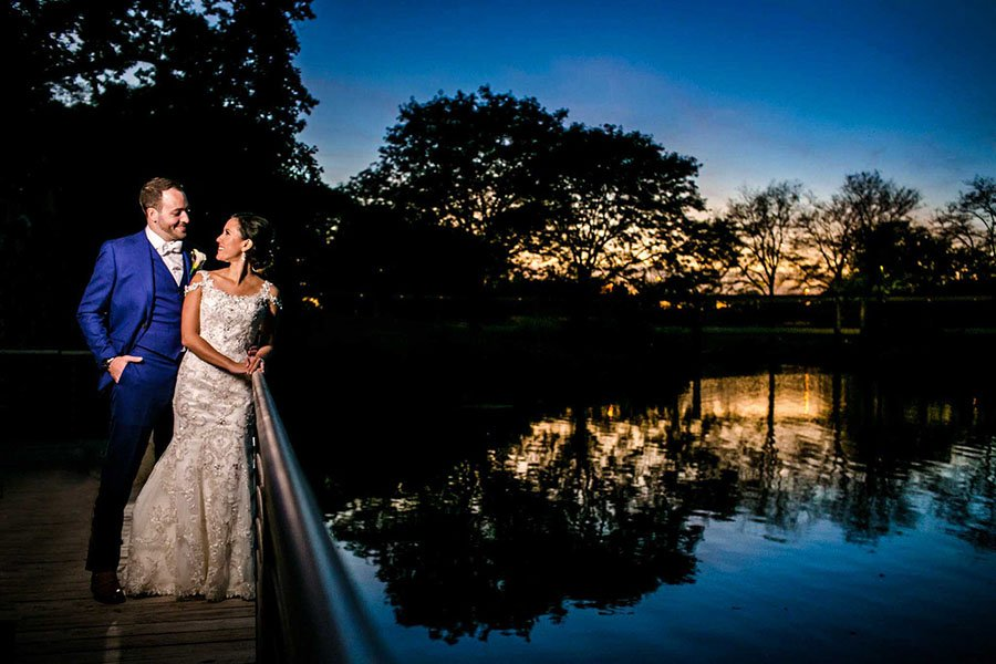 Hyatt Lodge Oak Brook wedding / Chicago wedding photography / Nina & Michael