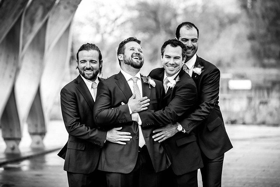 Osteria Via Stato wedding / Chicago wedding photographers / Ashley & Donny