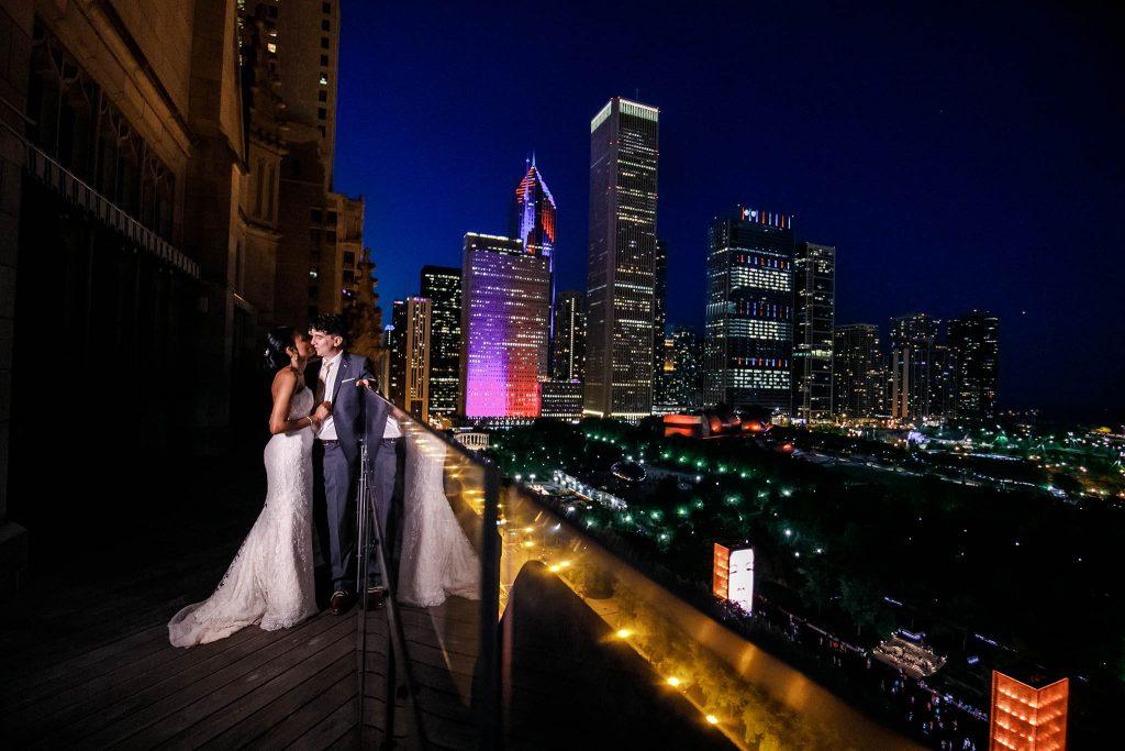 University Club of Chicago wedding