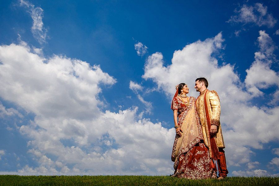 Indian wedding Marriott Hotel Burr Ridge / Nidhi & Tyler