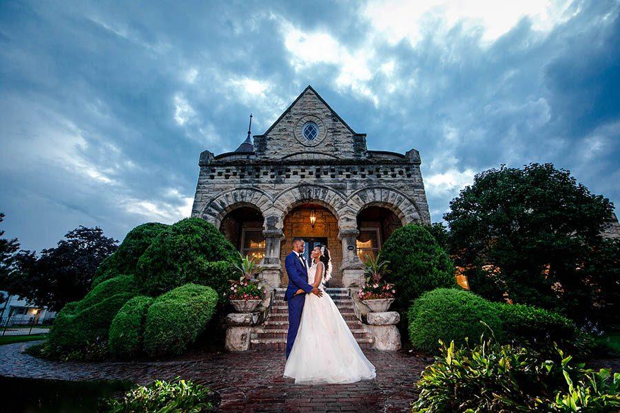 The Patrick Haley Mansion wedding photography / Jumoke & Nzube