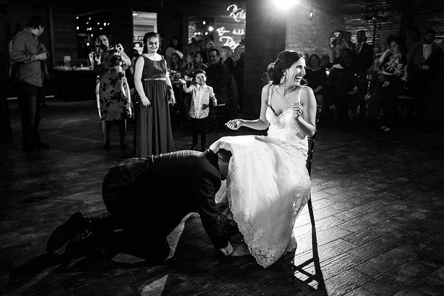 Biagio events Chicago wedding / Kristen & Benjamin