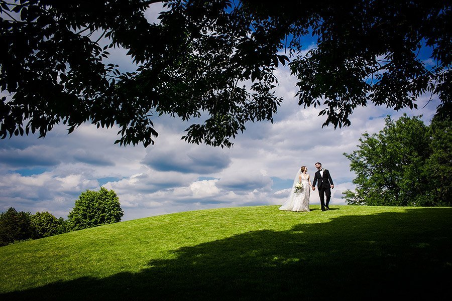 Cantigny park wedding/ Christine & Oreste