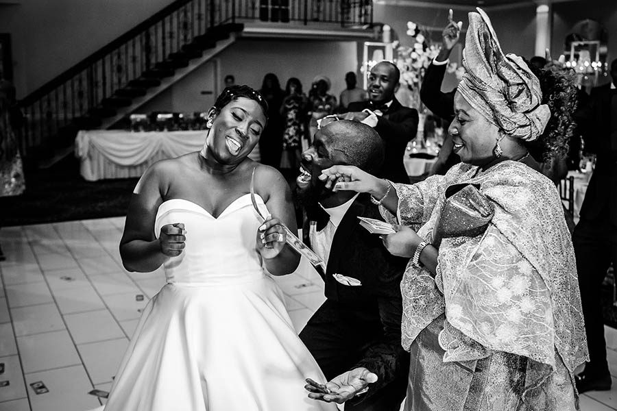 Nigerian traditional wedding Chicago / Oyin & Laolu