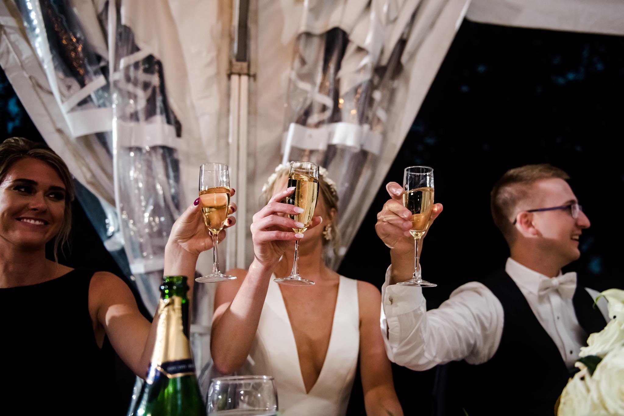 wedding toast