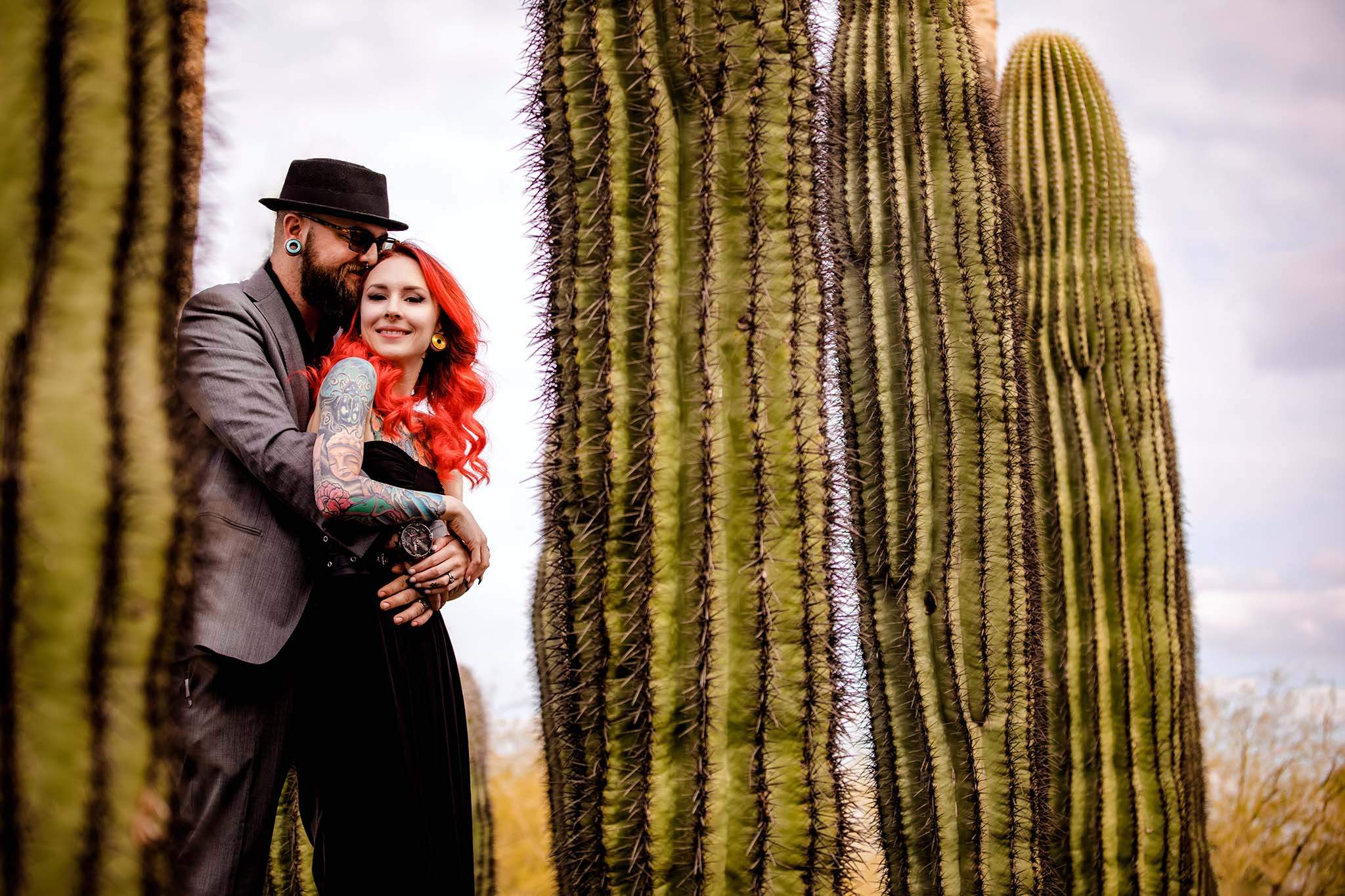 Old Town Scottsdale Engagement