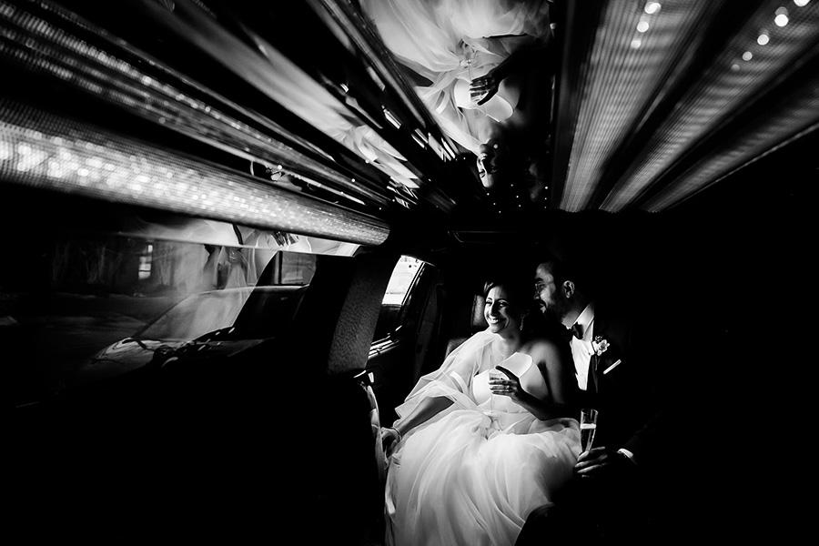 Chicago Church wedding / Claudia & Andres