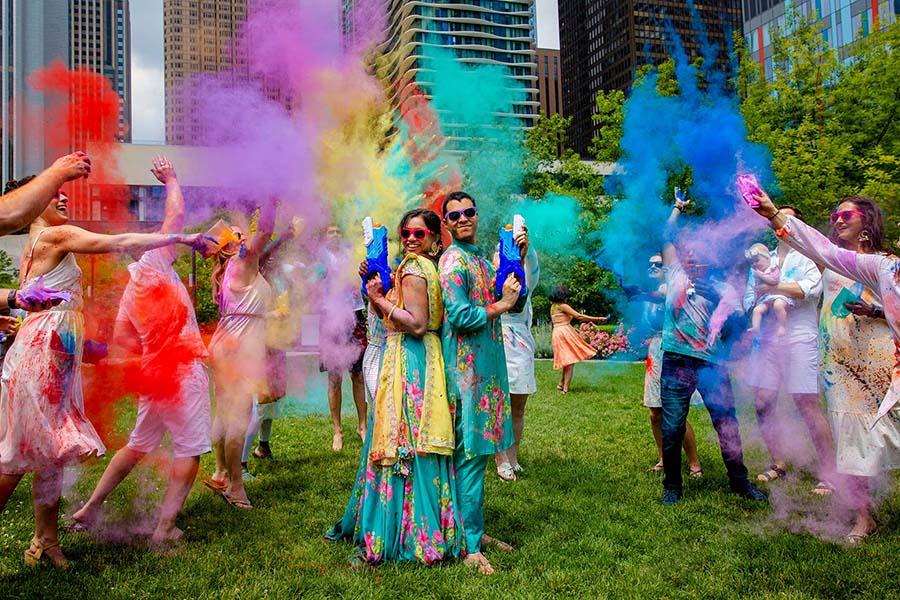 Chicago Indian Wedding photography / Pravallika & Sudeep