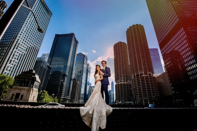 Chicago bridges are always an inspiration.... Photo  by Milan #engagementphotos #chicagoweddingphotographer #chicagoengagementphotography #mywedd #wsphotography #artweddingphotography #documentarywedding #chicagowedding #theknot #weddingwire # #beautifulbride #artportrait #engagementchicago #chicagoengagement #engagementshooting #luxorywedding #thecordinatedbride #realwedding #fearlessphoto #weddingphoto #chicagonightphotography